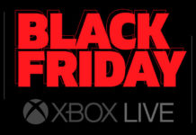 Black Friday Xbox Live 2020
