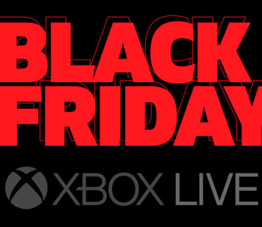 Black Friday Xbox Live 2019