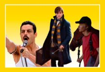 Filmes imperdíveis nos cinemas brasileiros novembro de 2018