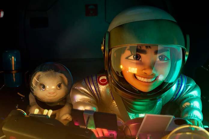 A caminho da lua (2020)