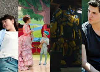 Estreias nos cinemas brasileiros 20 dezembro 2018