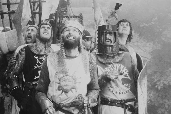 Monty Python em Busca do Cálice Sagrado (1995)