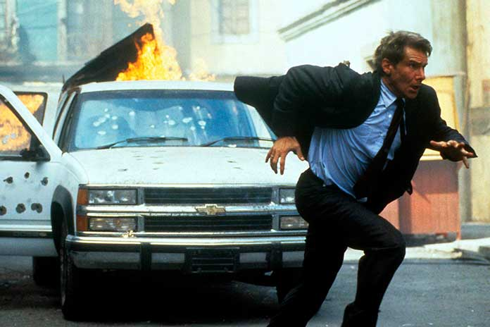 Perigo Real e Imediato (1994)