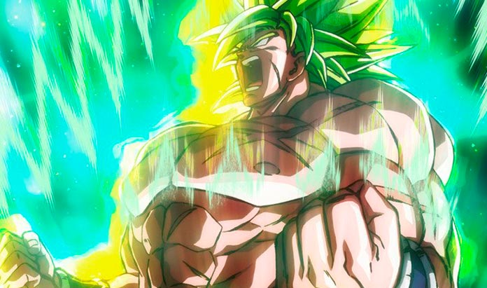 Broly Dragon Ball Super: Broly