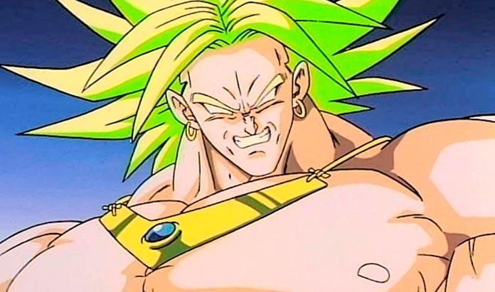 Broly Super Saiyajin filme de 1993