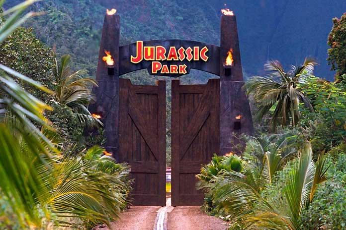 Jurassic Park: Parque dos Dinossauros (1993)