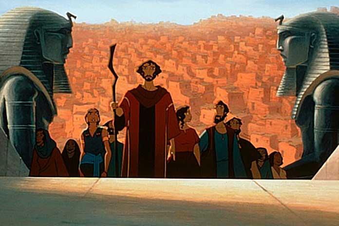 O Príncipe do Egito (1998)