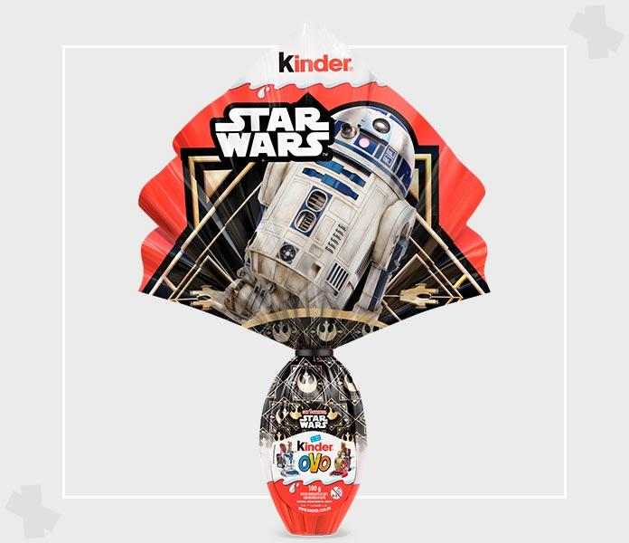 Ovo de páscoa Star Wars