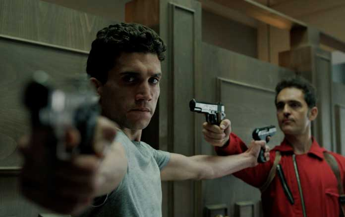 Fotos dos personagens de La Casa de Papel 04
