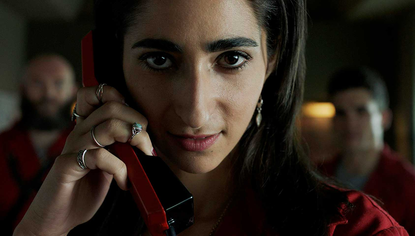 Fotos dos personagens de La Casa de Papel 11