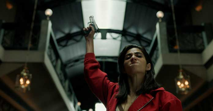 Fotos dos personagens de La Casa de Papel 14