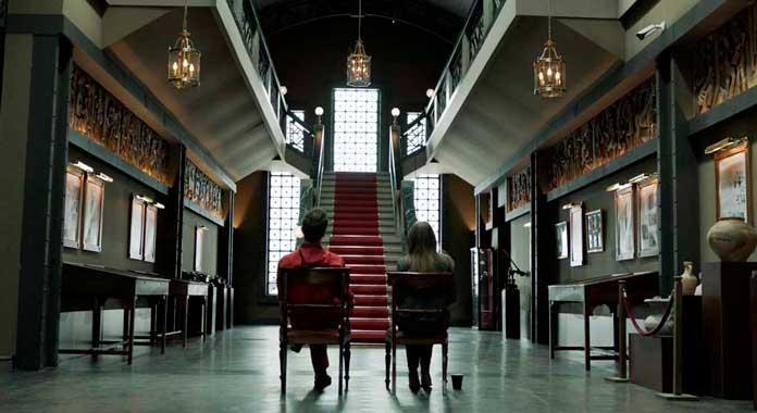 Imagens dos ambientes de La Casa de Papel 05