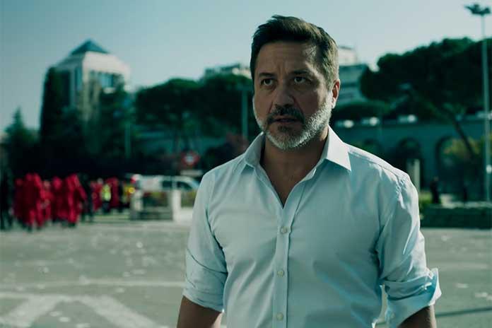 Arturo 3ª temporada La Casa de Papel