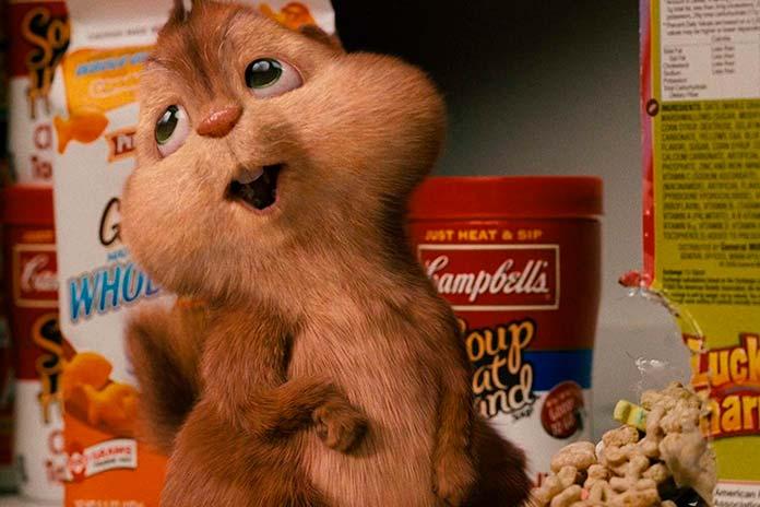 Alvin e os Esquilos (2007)