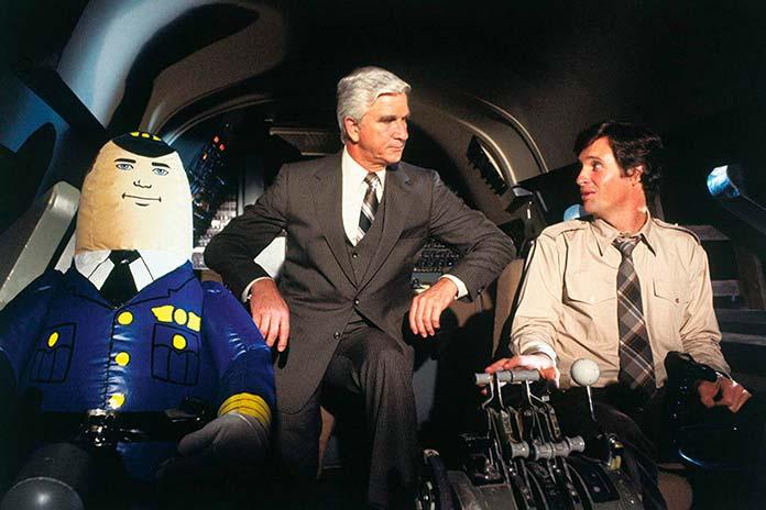 Apertem os Cintos o Piloto Sumiu (1980)