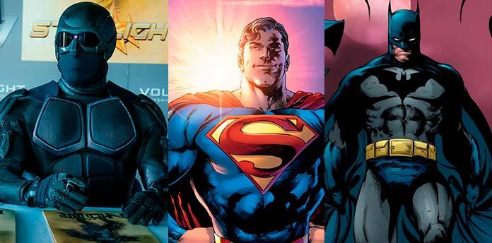 Black Noir foi inspirado nos heróis Superman e Batman