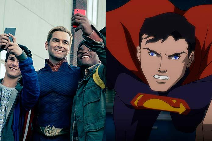 Capitão Pátria foi inspirado no Superman