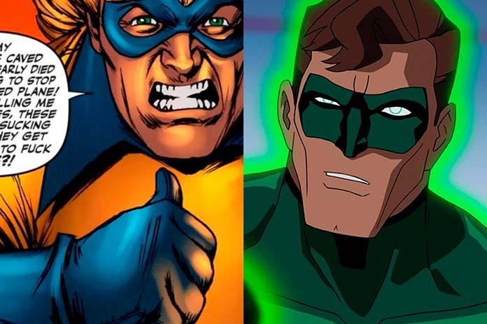 Facho de Luz foi inspirado no Lanterna Verde