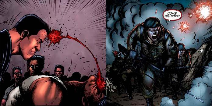 A origem de Billy Butcher nos quadrinhos de The Boys