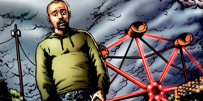 A origem de Hughie Campbell nos quadrinhos
