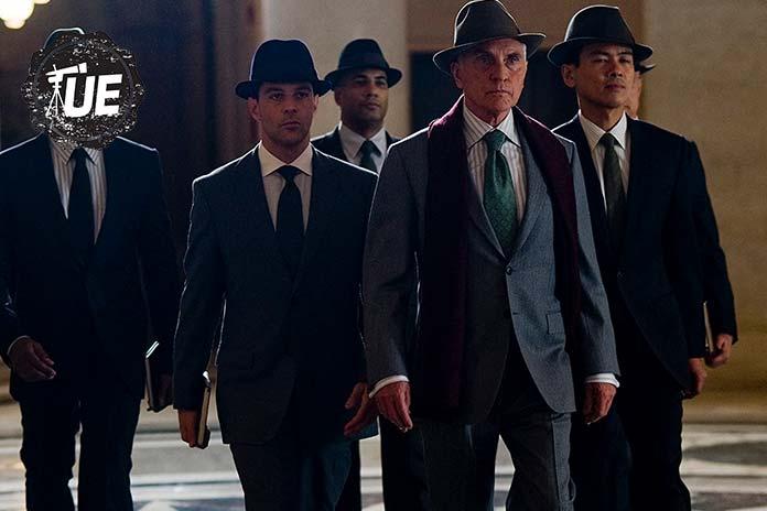 Os agentes do destino