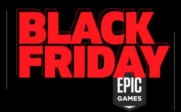 Black Friday Epic Games 2019