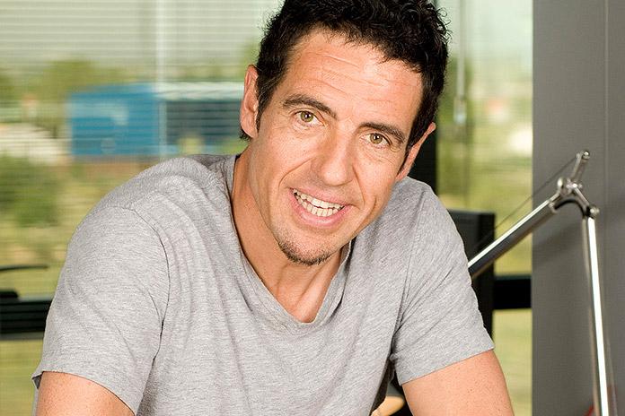 Daniel Écija, um dos criadores de Vis a Vis
