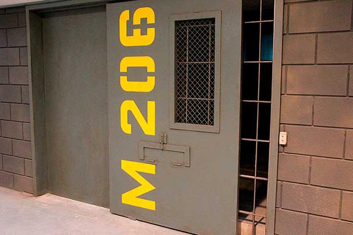 Fotos da penitenciária de Vis a Vis 02