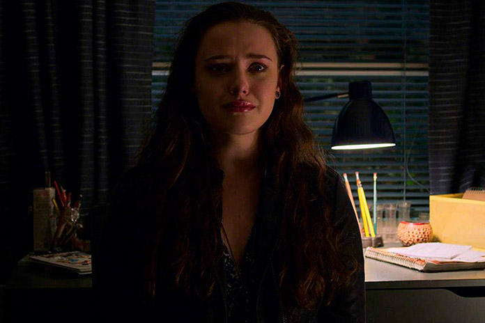 Hannah Baker (Katherine Langford)