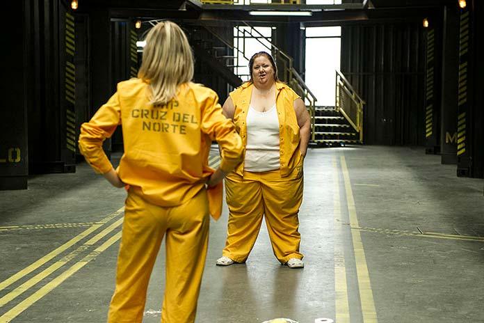 Macarena retorna para a Cruz del Norte na 4ª temporada de Vis a Vis