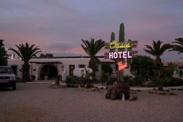 Hotel Oasis de Vis a Vis