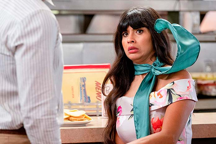 Tahani Al-Jamil em The Good Place