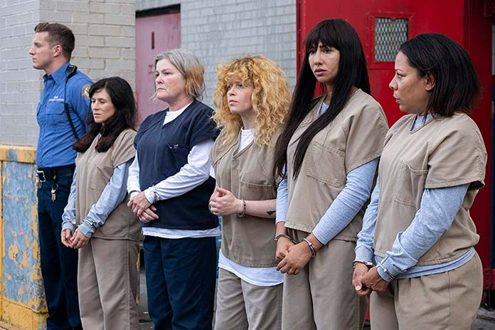 Vis a Vis é uma cópia de Orange is The New Black