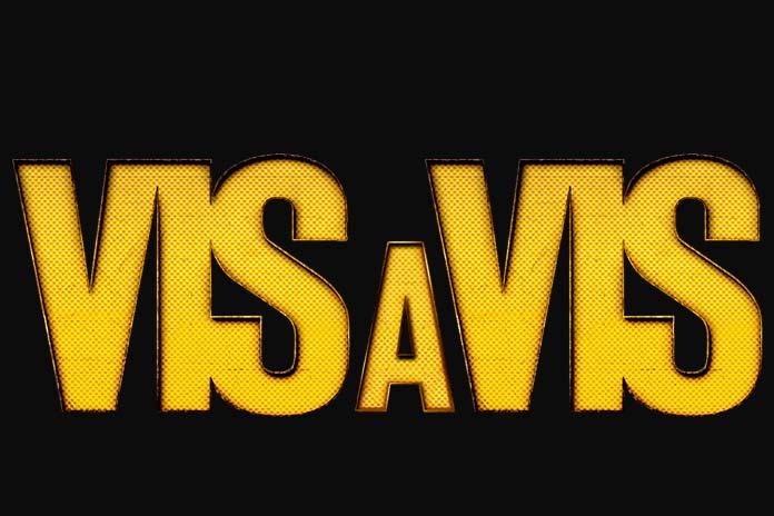 Logo da série Vis a Vis