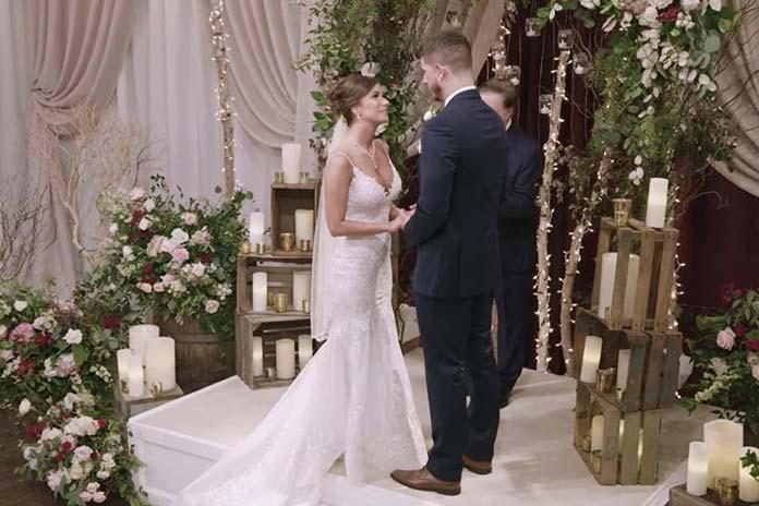 Amber e Matthew, Casamento às Cegas - Netflix