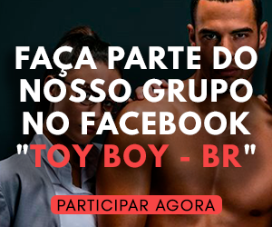 "Banner do Grupo ""Toy Boy BR"" no Facebook 02"