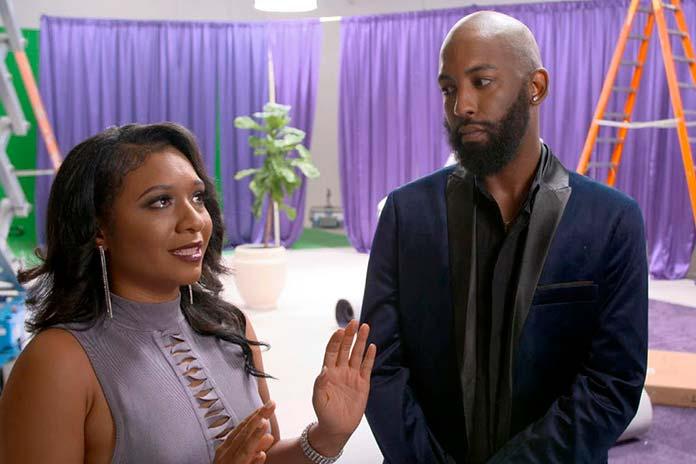 Carlton e Diamond, Casamento às Cegas - Netflix