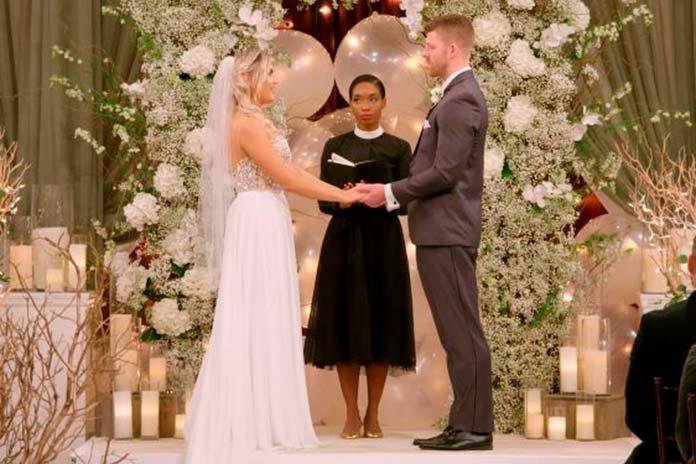 Damian e Giannina, Casamento às Cegas - Netflix