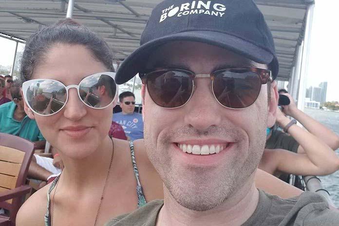 Danielle e Rory, Casamento às Cegas - Netflix