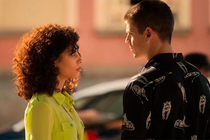 A despedida de Guzmán e Nadia, Elite