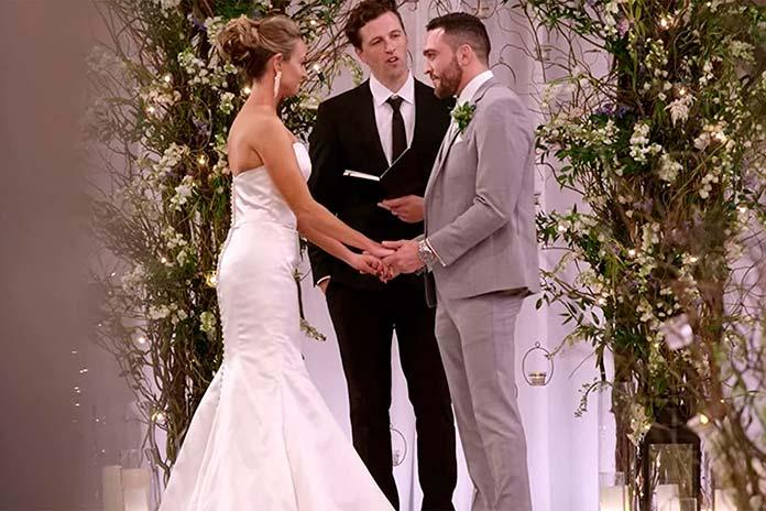 Jessica e Mark, Casamento às Cegas - Netflix