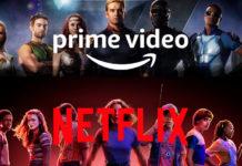 Amazon Prime ou Netflix