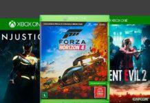 Melhores jogos para Xbox One