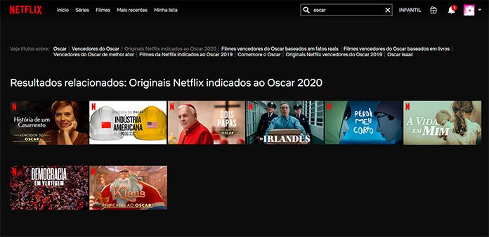 Originais Netflix