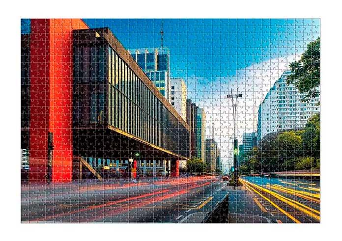 Quebra Cabeça Avenida Paulista