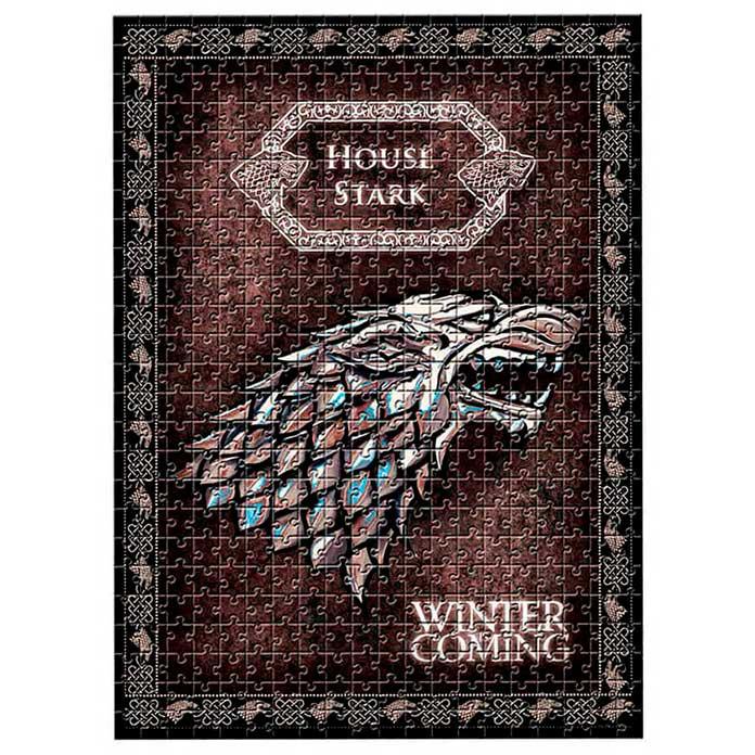 Quebra Cabeça Game of Thrones - Casa Stark