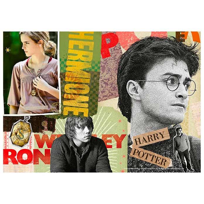 Quebra Cabeça Harry Potter