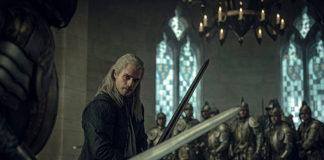 The Witcher elenco