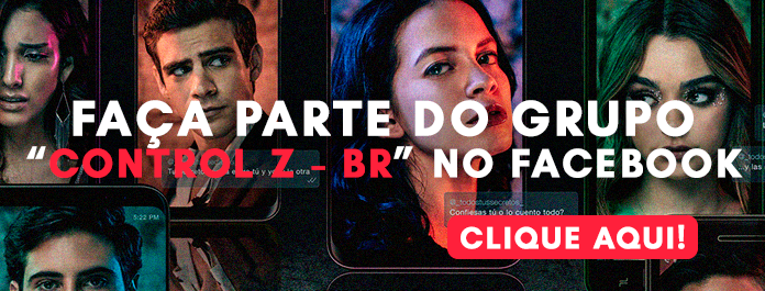 "Banner do grupo ""Control Z- Br"" no Facebook"
