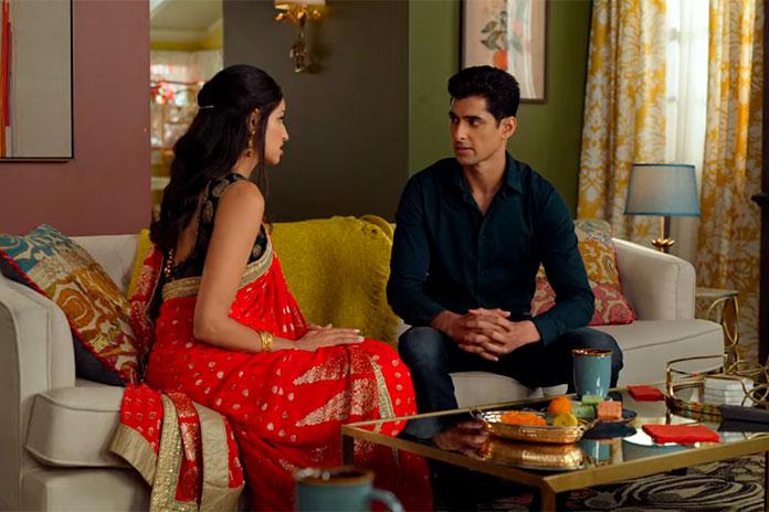 Kamala vai namorar com Prashant, em Eu Nunca (Netflix)